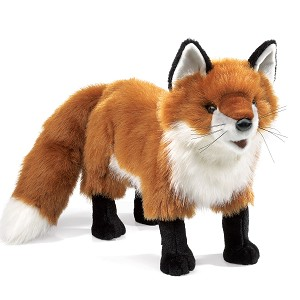 Red Fox Puppet by Folkmanis (2876)