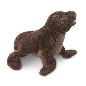 Sea Lion Hand Puppet by Folkmanis 3052