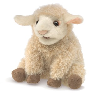 Small Lamb Puppet by Folkmanis